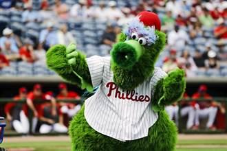 MLB》大聯盟砍吉祥物 被笑不如台灣韓國