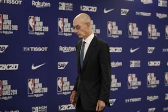 NBA總裁發函 譴責歧視與警察暴力