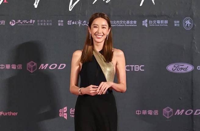 名模隋棠是公認的火辣媽咪。(圖/本報系資料照片)