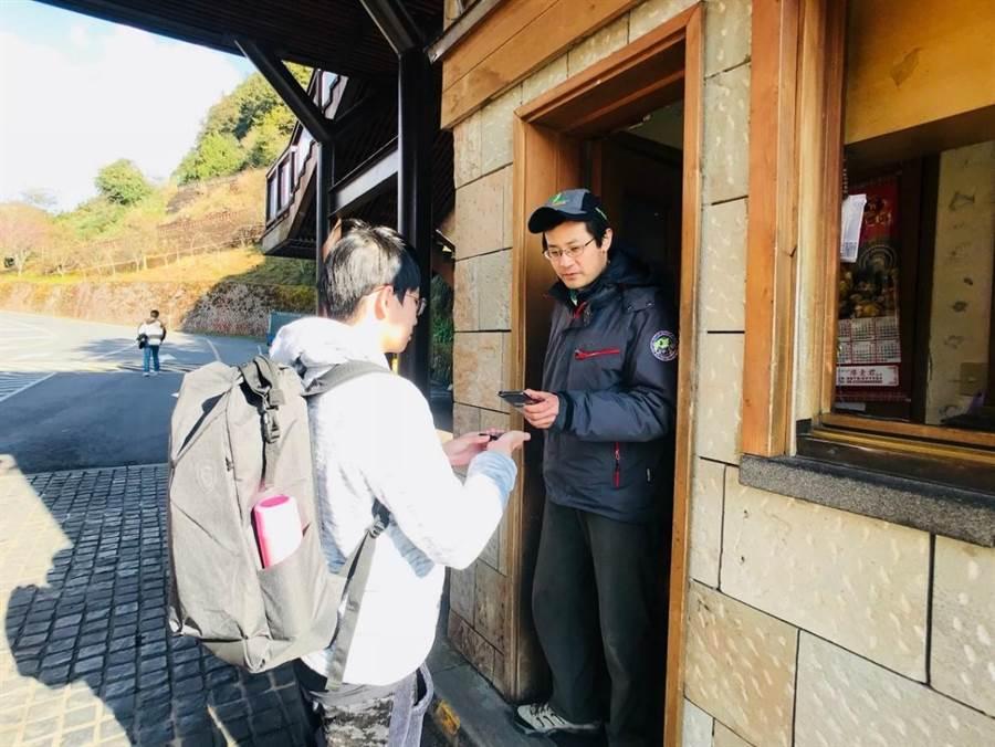 林務局推森林遊樂區電子門票,最高可享66折優惠。(林務局提供)