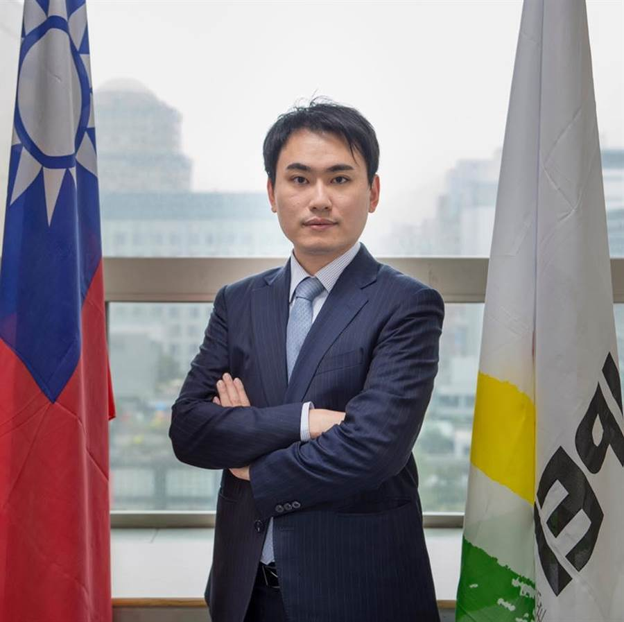 北市副發言人陳冠廷。(摘自陳冠廷臉書)