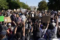 白宮外驚傳爆聲響 川普揚言部屬「成千上萬」重裝部隊