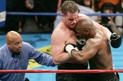 鐵拳泰森凶暴 曾咬人乳頭折手臂