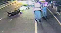 15歲少年偷騎阿公機車 載女夜遊自撞亡