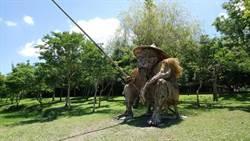 阿美族三位藝術家縱谷大地藝術季展現吸睛創作