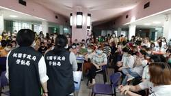 仁寶越籍移工罷工 桃勞動局進場協調達11點共識