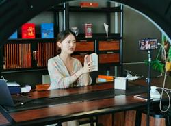 如何三分鐘內把台灣茶銷出? 30名在杭台青第一次當主播