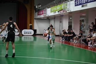 球學籃球聯盟冠軍賽 4日宜中迎戰永平