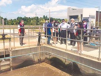 桃園汙水下水道 接管率21%