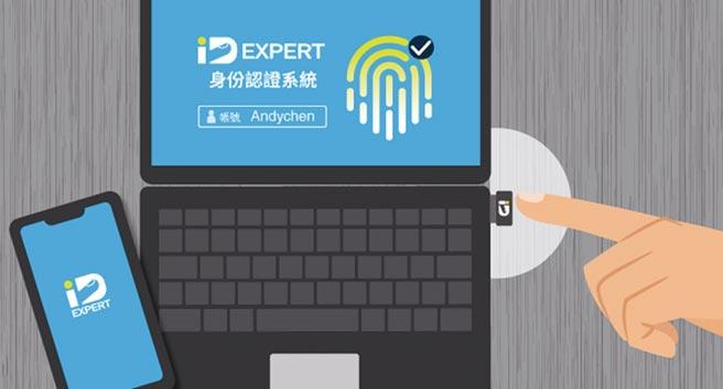 全景軟體推出新一代的身份認證系統「ID Expert身份認證系統」,為遠距工作或異地辦公提供資安保護。圖/業者提供