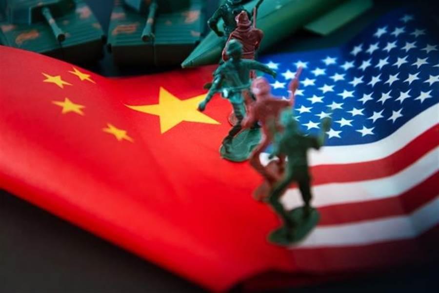 港媒報導,傳北京開始評估美元支付遭切斷可能性。(圖/達志影像/shutterstock)