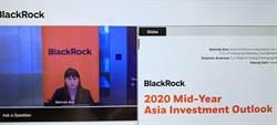 貝萊德在亞洲投資看好雙印及能源產業