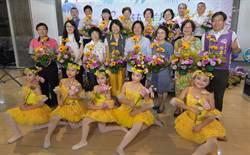 花卉產量全國第一更是唯一外銷  花都彰化校園花藝美學開張了…