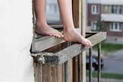 男友離開6小時 女子全裸從21樓墜落