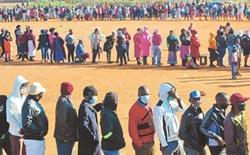 新冠疫情中的蒲隆地總統大選