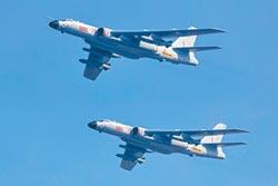 轟-6J揭面紗 攜彈量比轟-6K多3倍