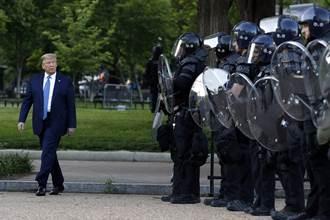 不是川普!為拍照動用催淚彈驅散民眾 幕後下令者曝光