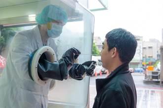 工研院正壓式檢疫亭 進駐臺大新竹生醫園區、新竹馬偕