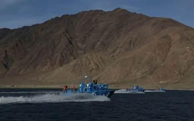 大陸928D型巡邏艇為主力的「西海艦隊」。