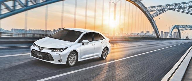 和泰汽车针对购买TOYOTA认证中古车,赠送首次免费原厂定期保养服务。(和泰汽车提供)