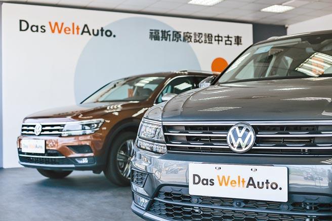Das WeltAuto.福斯原厂认证中古车,本月推出购车即赠车室SPA抗菌保养方案。(台湾福斯提供)