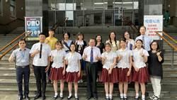 統測成績出爐新民洪雨琴奪日語科榜首