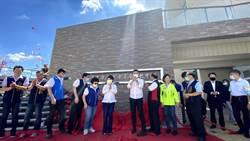 豐原水資源中心啟用 第一期1.7萬戶接管開跑