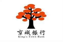 《業績-金融》京城銀6月、Q2獲利雙升 H1每股賺1.77元