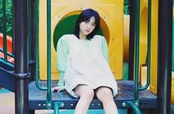 「短髮版沈月」化身日本女高中生!短褲下絕對領域超養眼