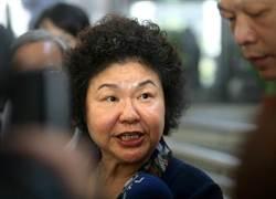 影》陳菊投票 她說:善盡高雄人的責任