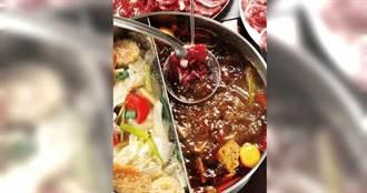 朝聖台牛4/牛骨!首創辣鍋 牛五蔵-肉鍋 x 塩ホルモン
