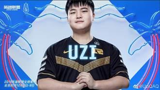 震撼彈!英雄聯盟傳奇選手「小狗Uzi」宣布退役