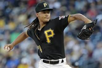 MLB》海盜隊投手阿契動手術今年報銷