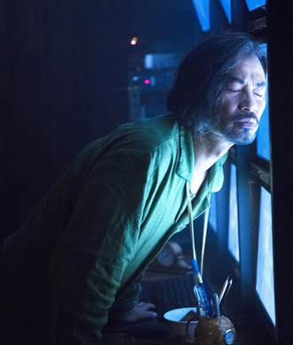 台灣驚典影展開跑 《樓下的房客》崔震東出席映後座談力挺