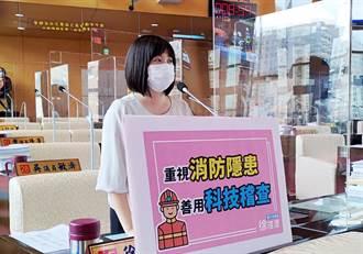徐瑄灃關心防疫及未登記工廠 要求市府超前部署、為民解決
