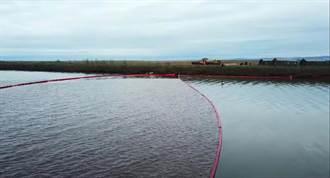 西伯利亞2萬噸柴油外洩 普丁震怒下令緊急狀態