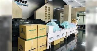 國家隊修補NG口罩並屯貨 賣出70萬片牟利逾5百萬