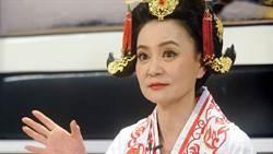 60歲劉雪華近照曝光!瓊瑤女神變白髮蒼蒼