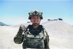 國軍超威飛彈女神射手 雙姝百分百命中標靶