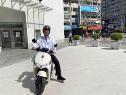 奇美醫護社區醫療服務更機動 獲宏佳騰贈6部Ai機車