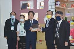紡織所協助擴產口罩 賴副總統參觀打氣