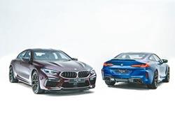 BMW M8轎跑 加速直逼超跑水準