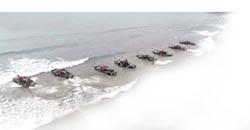 陸東、南部戰區 練登陸和航渡