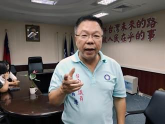 南市藍營民代指罷韓一定過 綠民代反批韓操作反動員