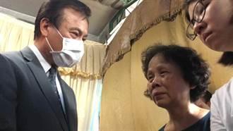 子殉職夫抑鬱亡 李承翰母哭求總統:別讓裝病的人掛免死牌