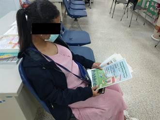 防疫自行到案即將截止 失聯移工挺6個月身孕主動投案