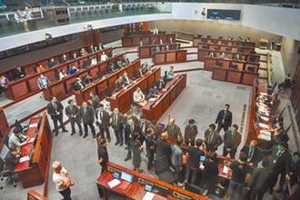 香港國歌條例三讀 違者最高判3年