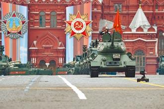 陸三軍儀仗隊 出征紅場踢正步