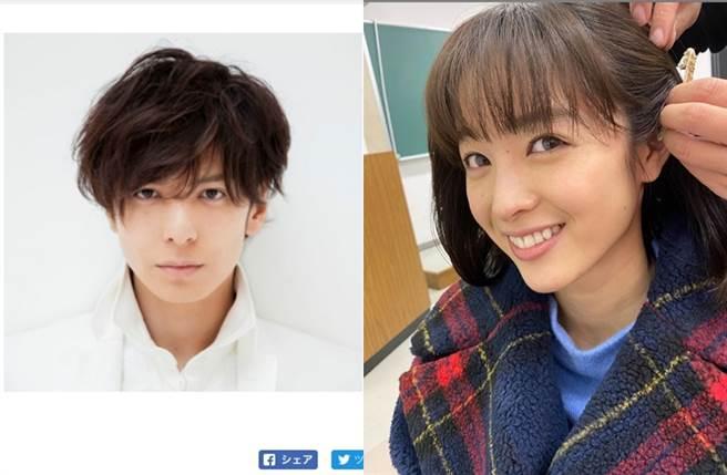 日媒報導生田斗真、清野菜名即將結婚。(圖/翻攝自傑尼斯官網;翻攝自seinonana IG)