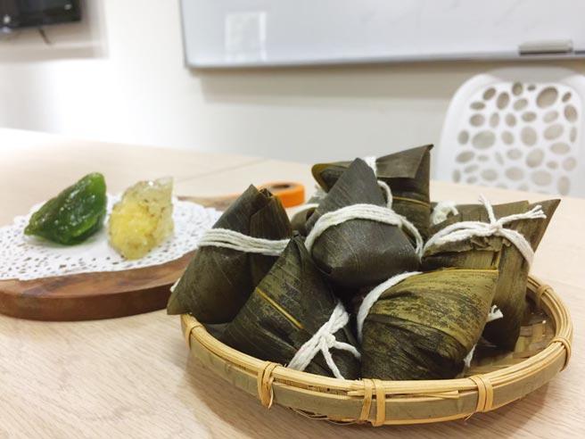 6月農學講堂課程內有端午節應景的香包、客家粽、雜糧粽等課程。圖/花博農民市集提供